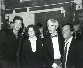 Klein, Lebowitz, Warhol, Studio 54 Photos