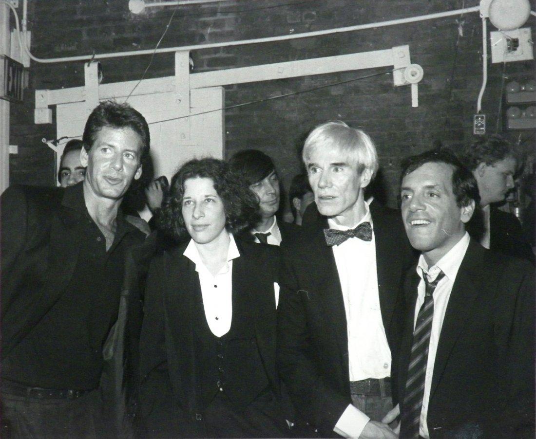 10: Klein, Lebowitz, Warhol, Studio 54 Photos