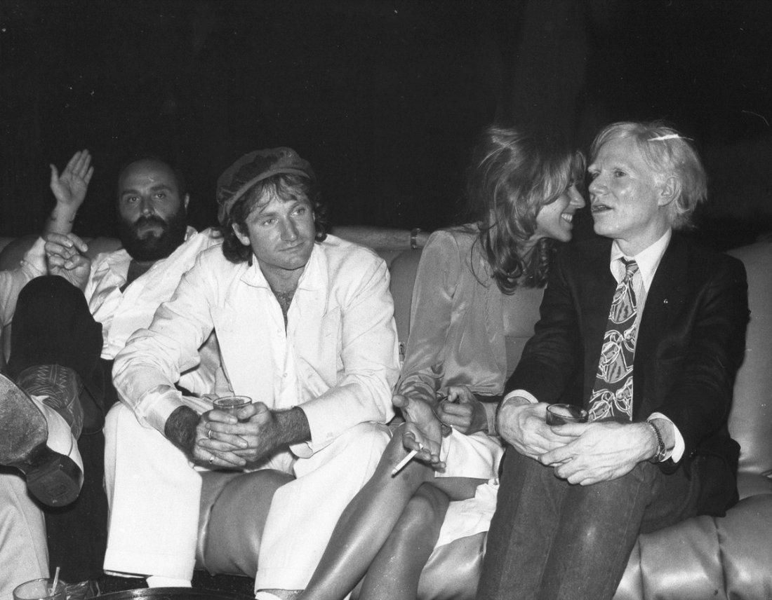 13: Williams, Andy Warhol, Studio 54 Photos +