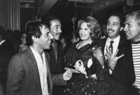Rogers, Rubell, Hamilton, Studio 54 Photos