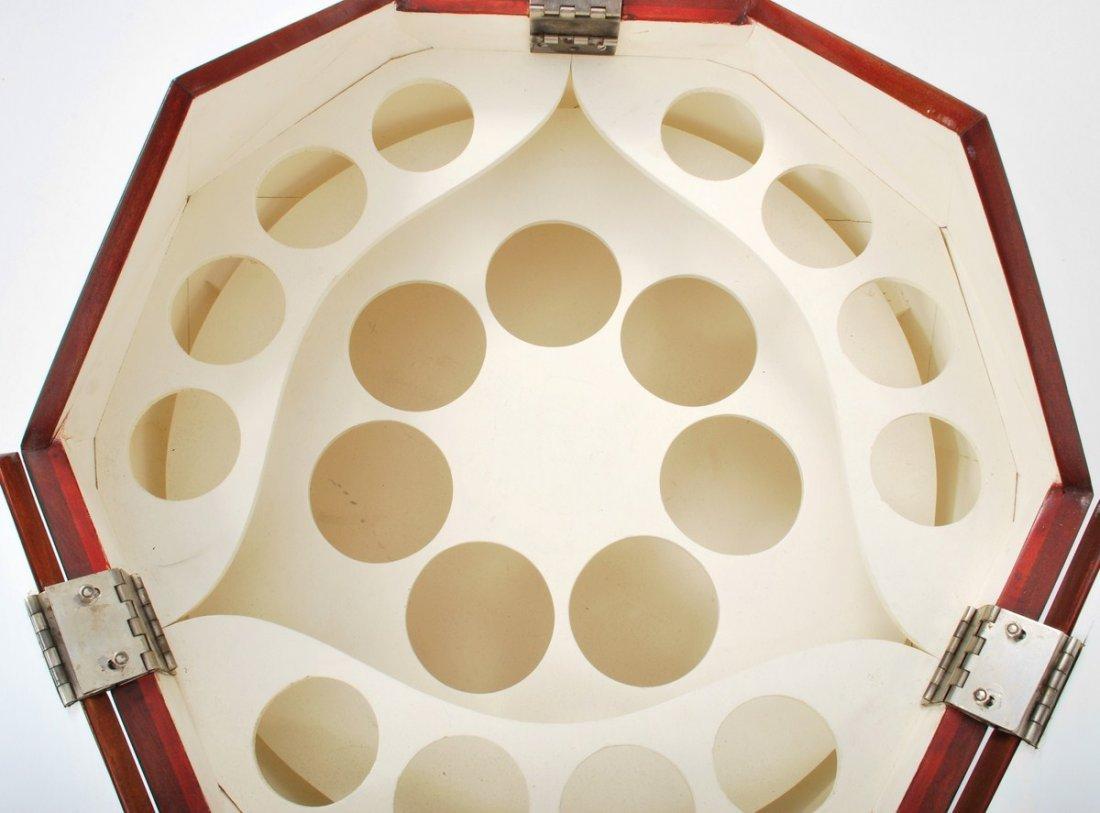 153: Multifaceted Sphere Bar, Ico Parisi - 5