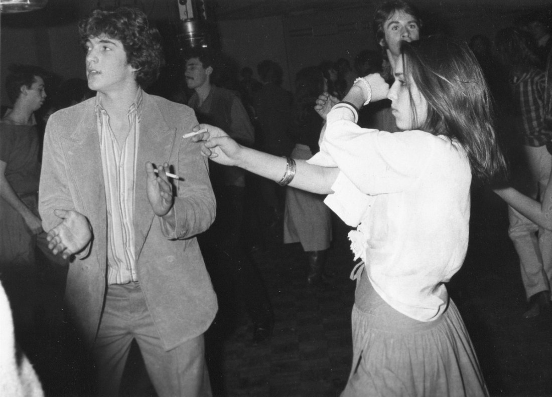 326: Kennedy Jr., Wood, St. Jacques, Studio 54 Photos - 2