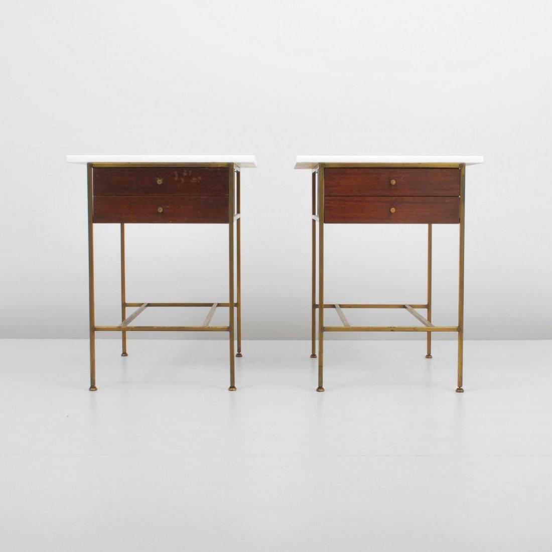 Pair of Paul McCobb Nightstands/End Tables
