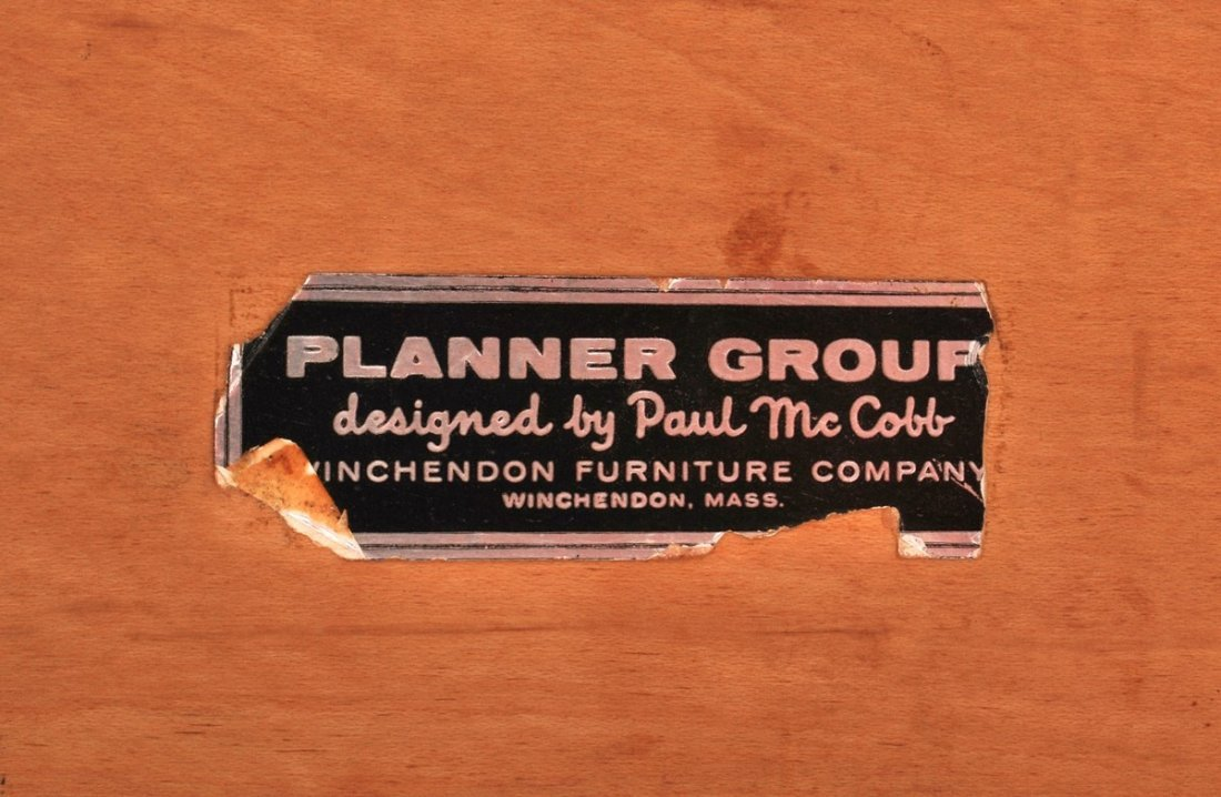 "Paul McCobb ""Planner Group"" Dining Table - 5"