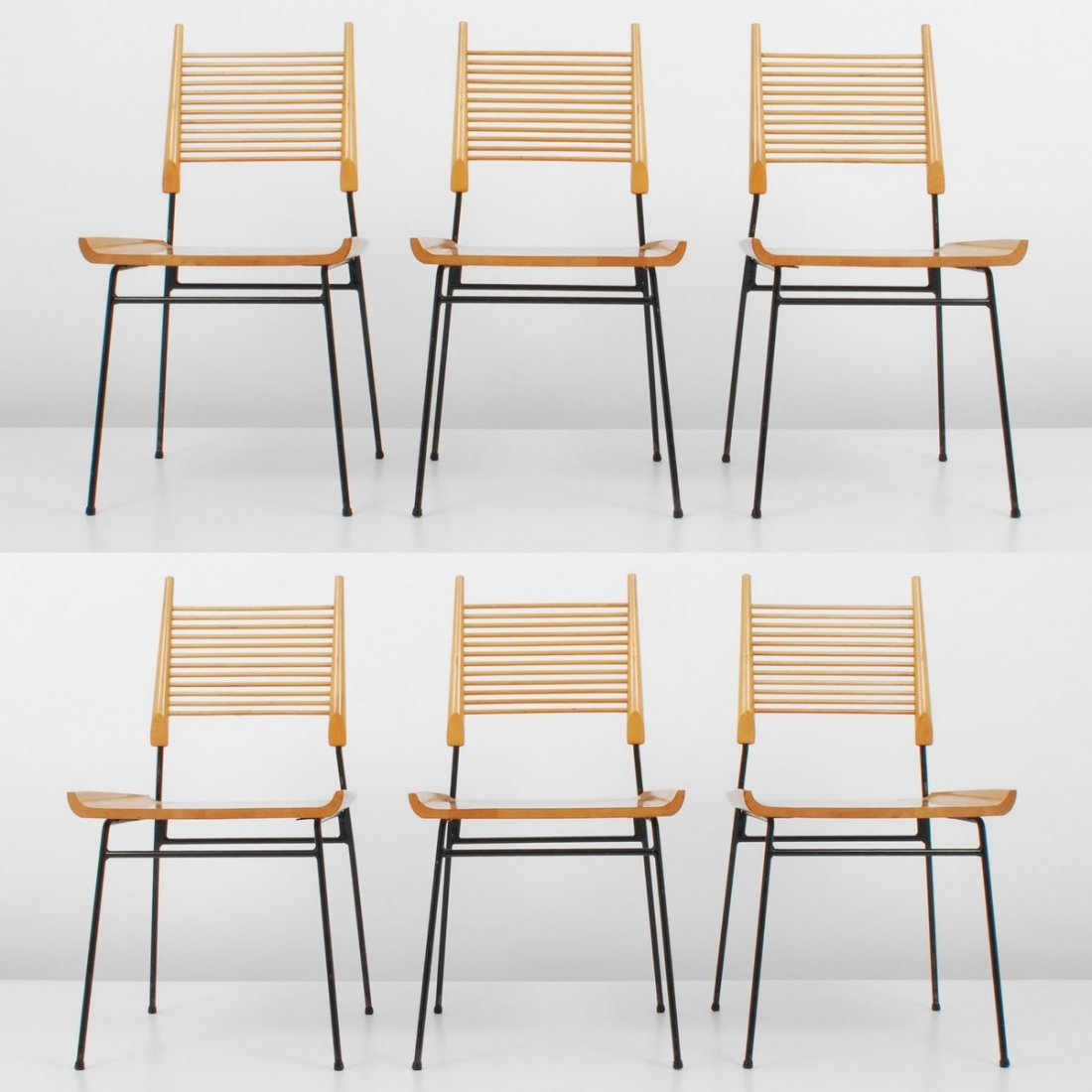 """Paul McCobb """"Planner Group"""" Dining Chairs"""