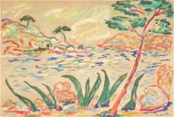 Achille Emile Othon Friesz Painting