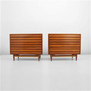 Pair of American of Martinsville Dressers