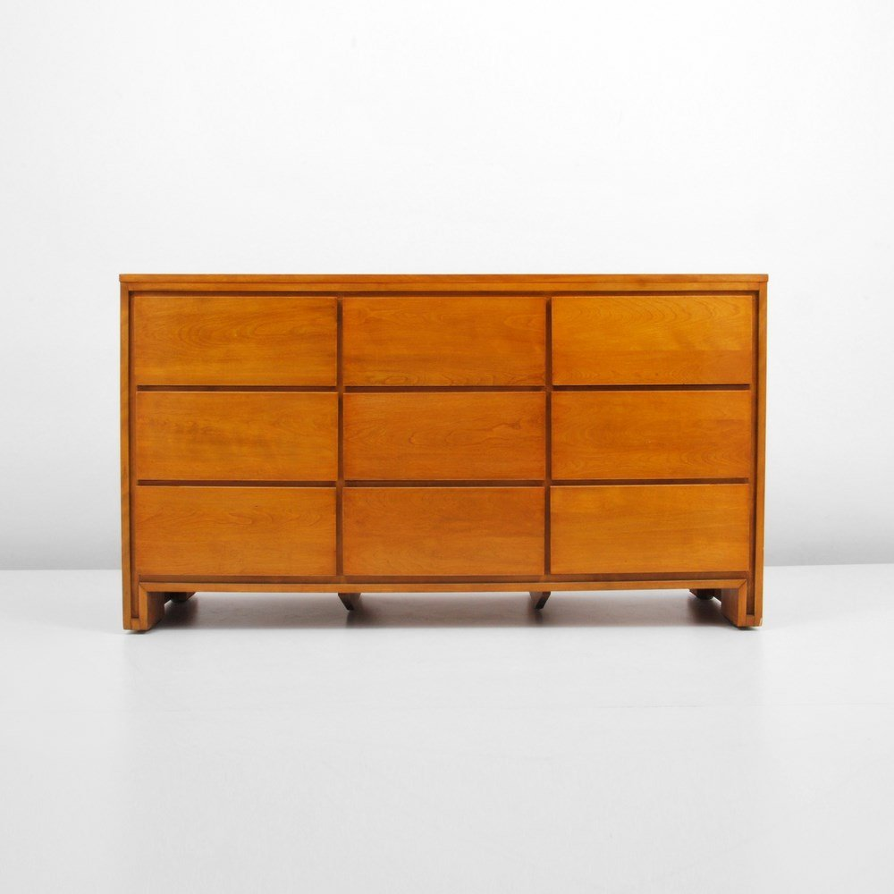 Rare Russel Wright Cabinet
