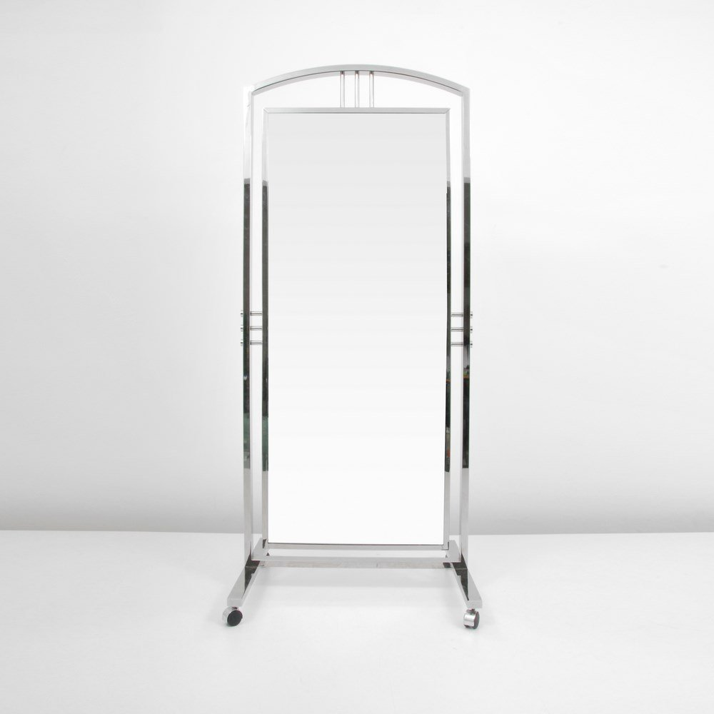 Large Two-Sided Dressing Mirror