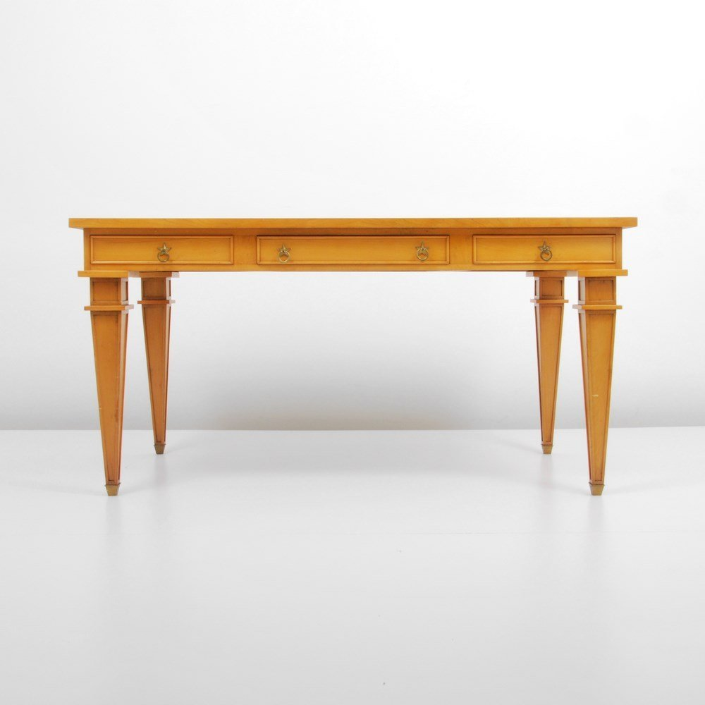 Rare andre arbus desk for In fine architectes
