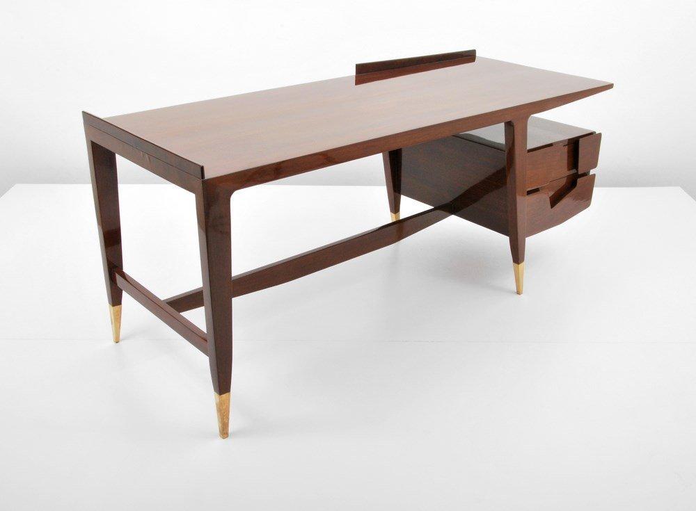 Rare & Important Gio Ponti Desk - 4