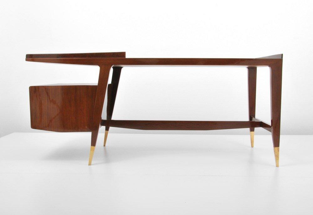 Rare & Important Gio Ponti Desk - 6