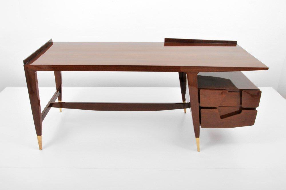Rare & Important Gio Ponti Desk - 7