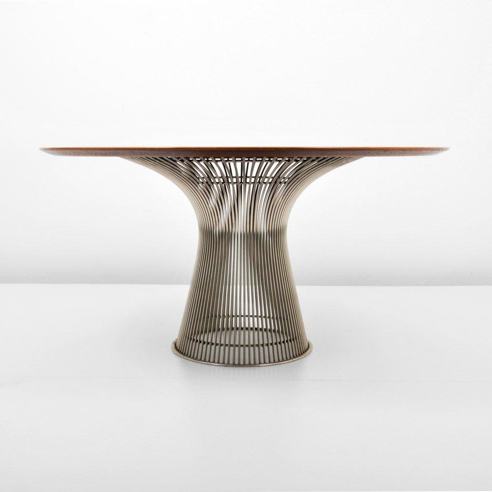 Warren Platner Dining Table. Placeholder