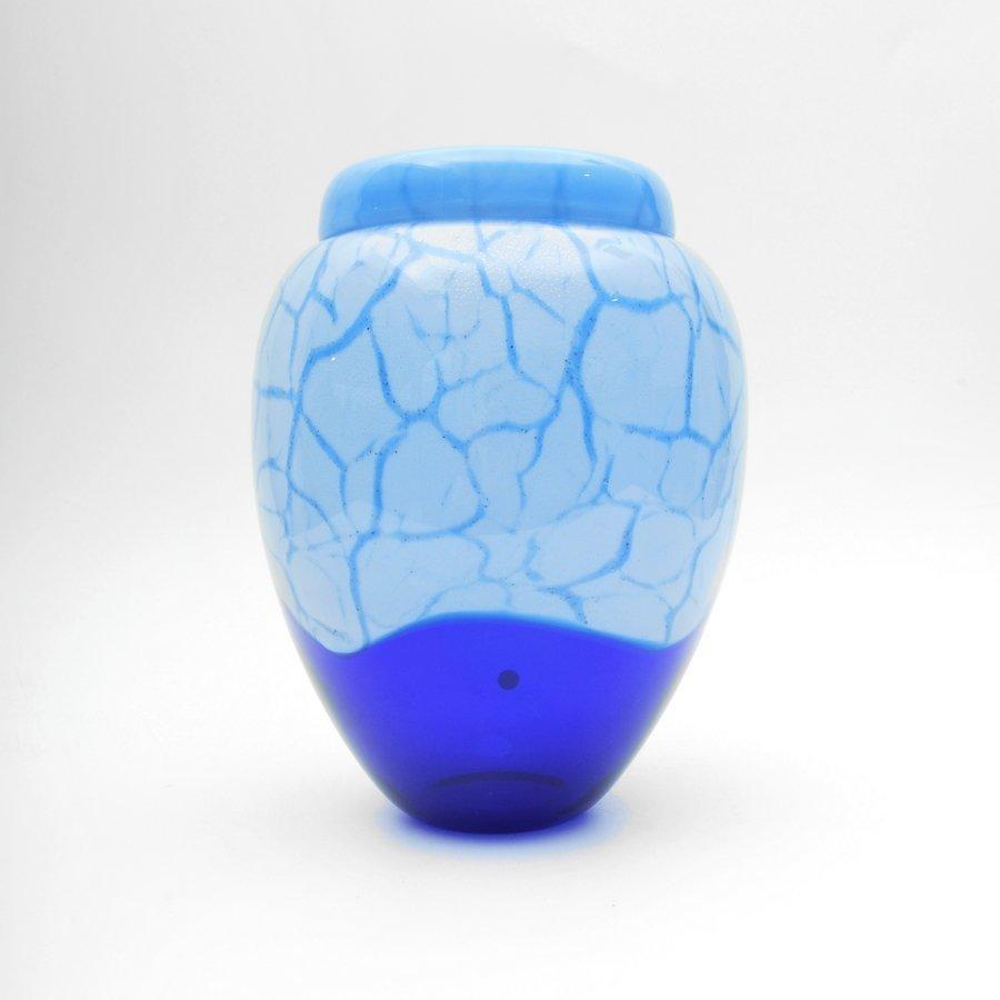 "Large Giampaolo Seguso ""Onda"" Vase, Limited Edition"