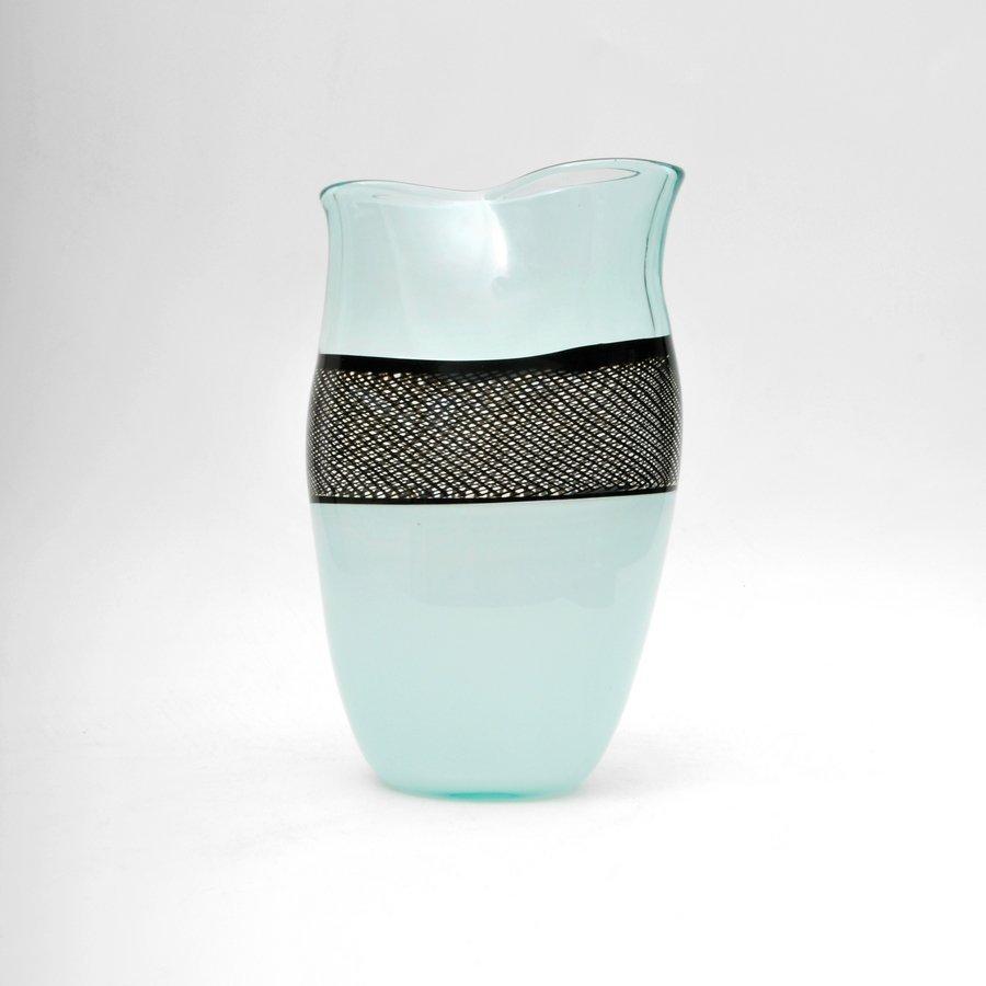 """Giampaolo Seguso """"Refolo"""" Vase, Limited Edition"""