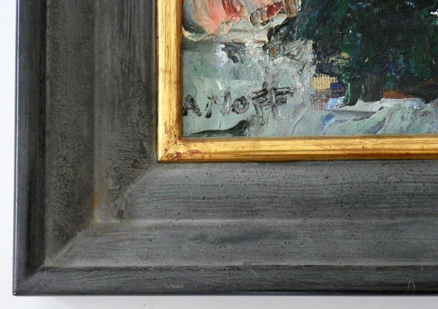 Einar Nielsen Korlind Painting, Original Painting - 5