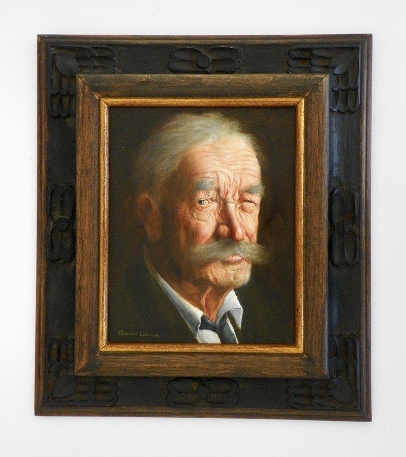 Joseph Dawley Painting, Original Work - 2