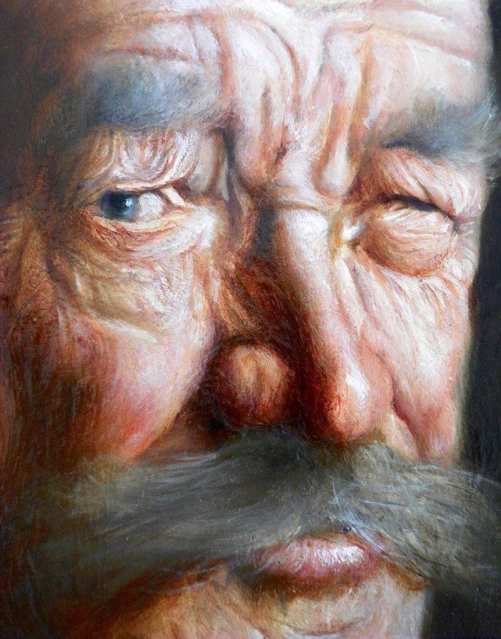 Joseph Dawley Painting, Original Work - 3