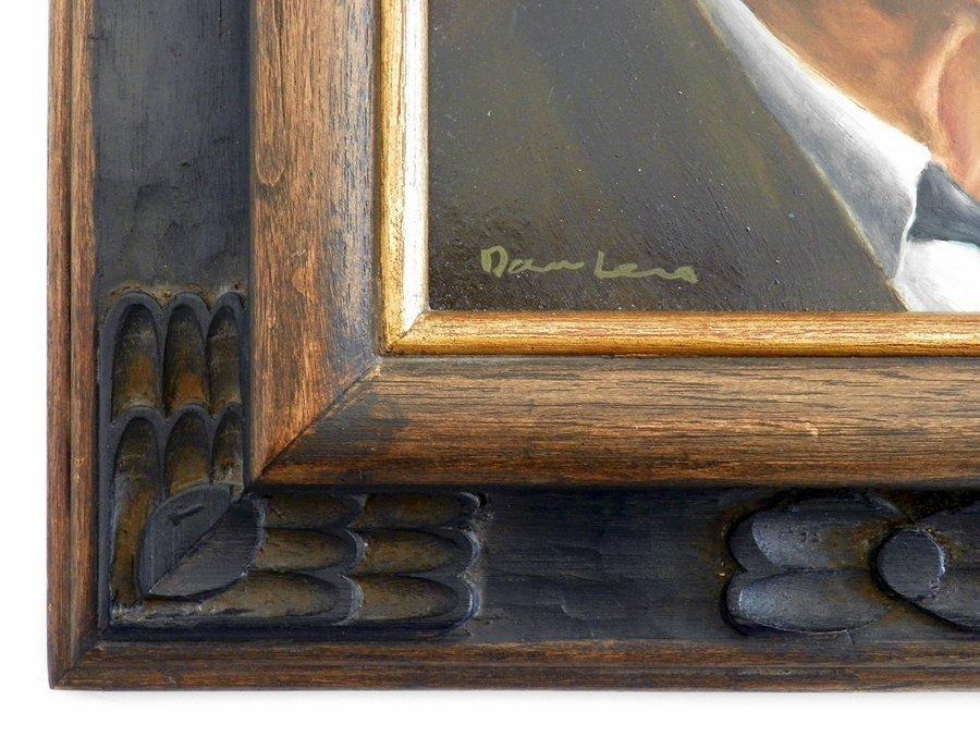 Joseph Dawley Painting, Original Work - 4