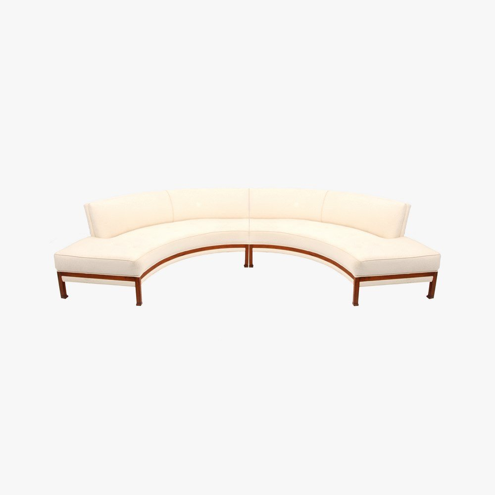 Sectional Sofa Attributed to Baker Furniture Co.