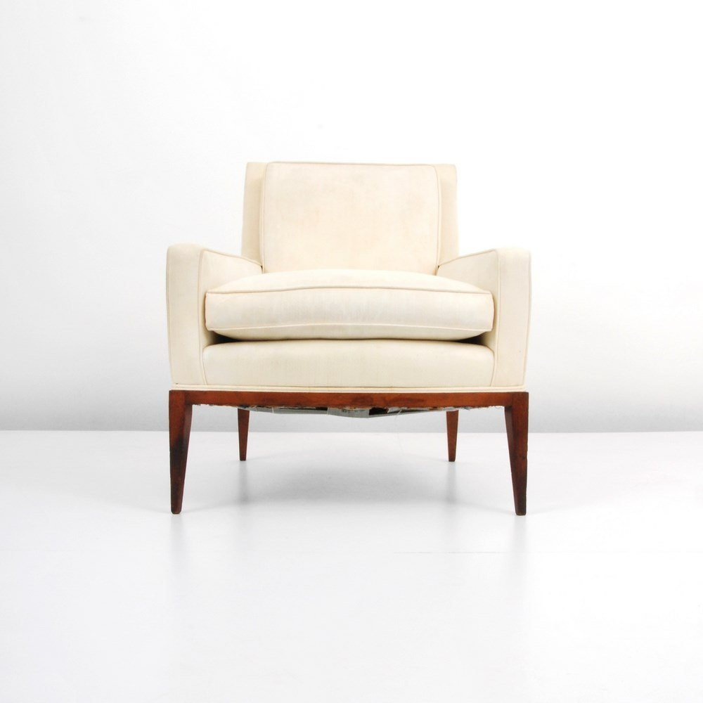 Lounge Chair Attributed to Harvey Probber