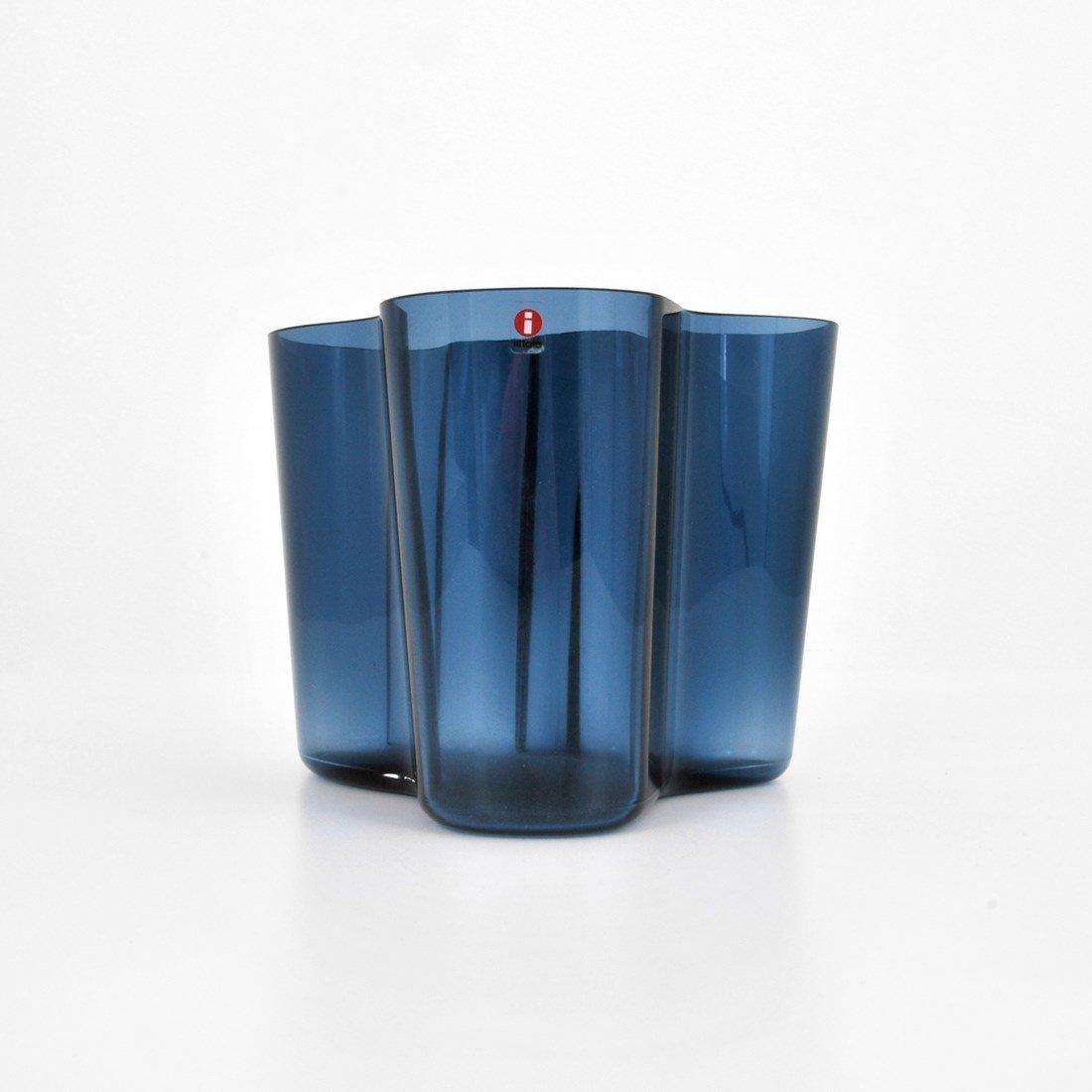 Alvar Aalto Glass 'Savoy' Vase/Vessel