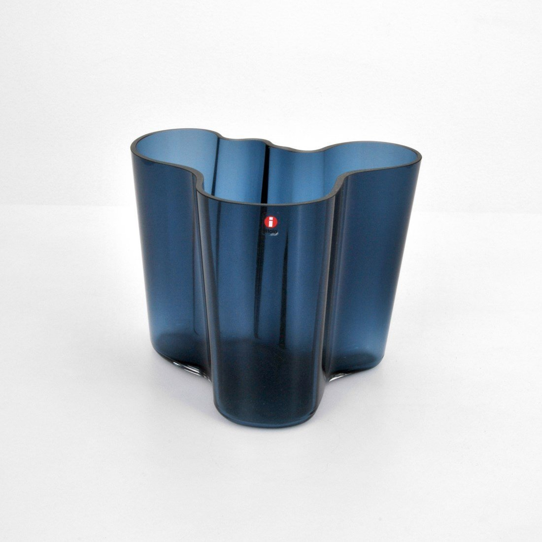 Alvar Aalto Glass 'Savoy' Vase/Vessel - 2