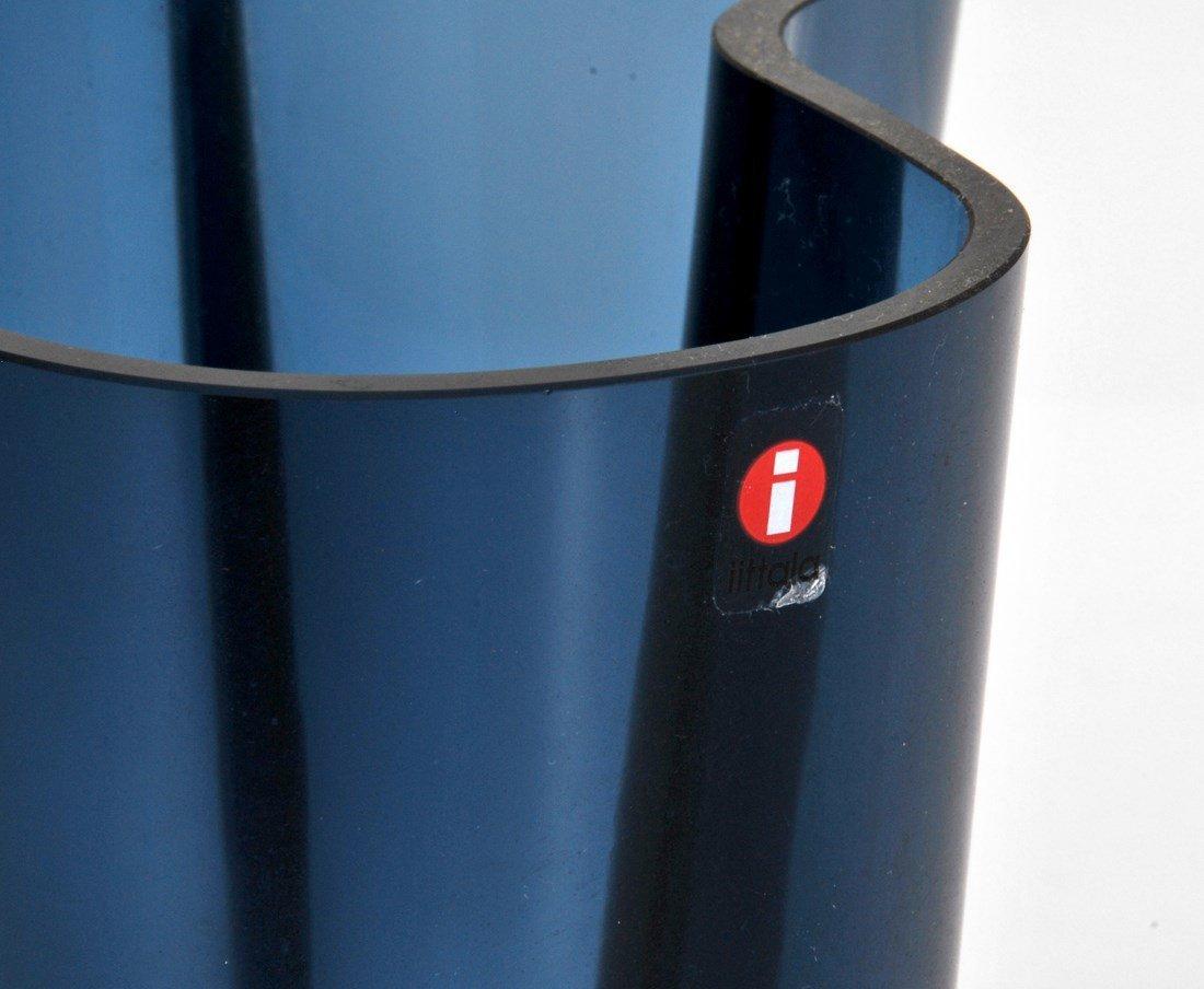 Alvar Aalto Glass 'Savoy' Vase/Vessel - 3