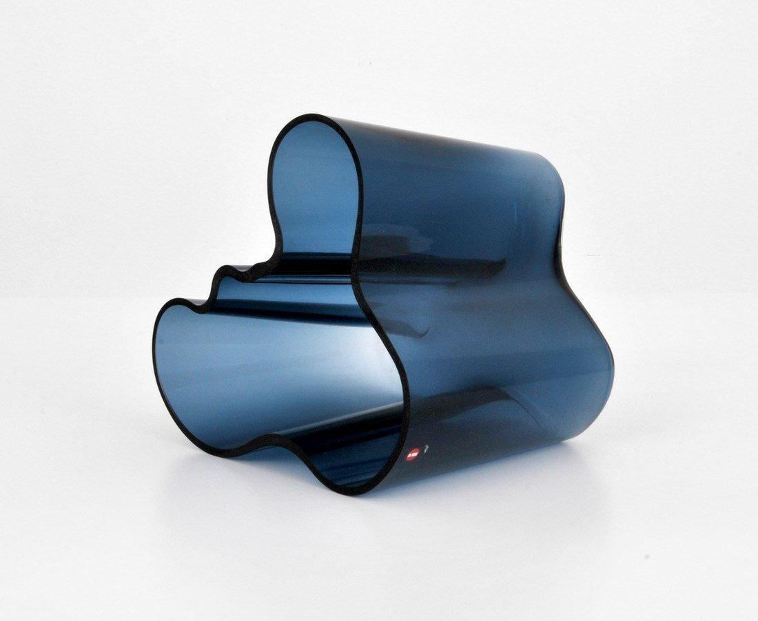 Alvar Aalto Glass 'Savoy' Vase/Vessel - 4