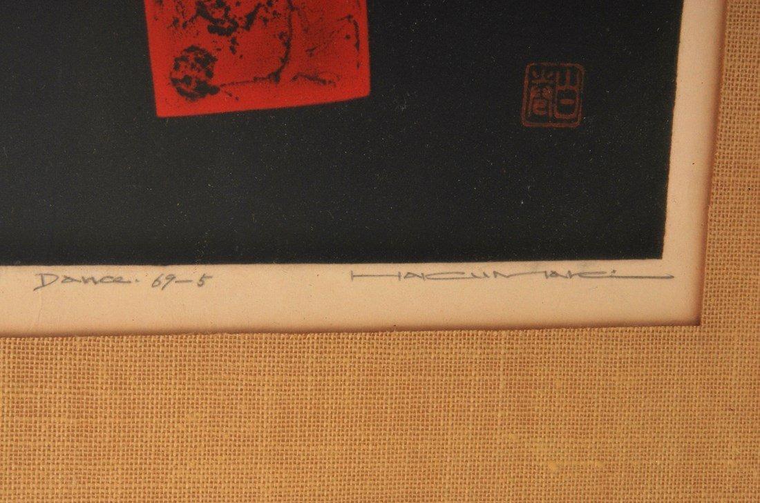 Haku Maki Print, Signed Edition - 4