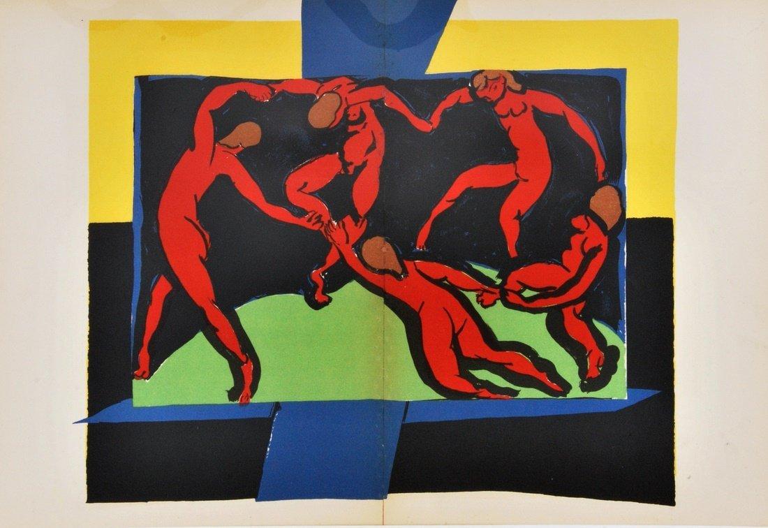 Henri Matisse 'La Danse' Lithograph