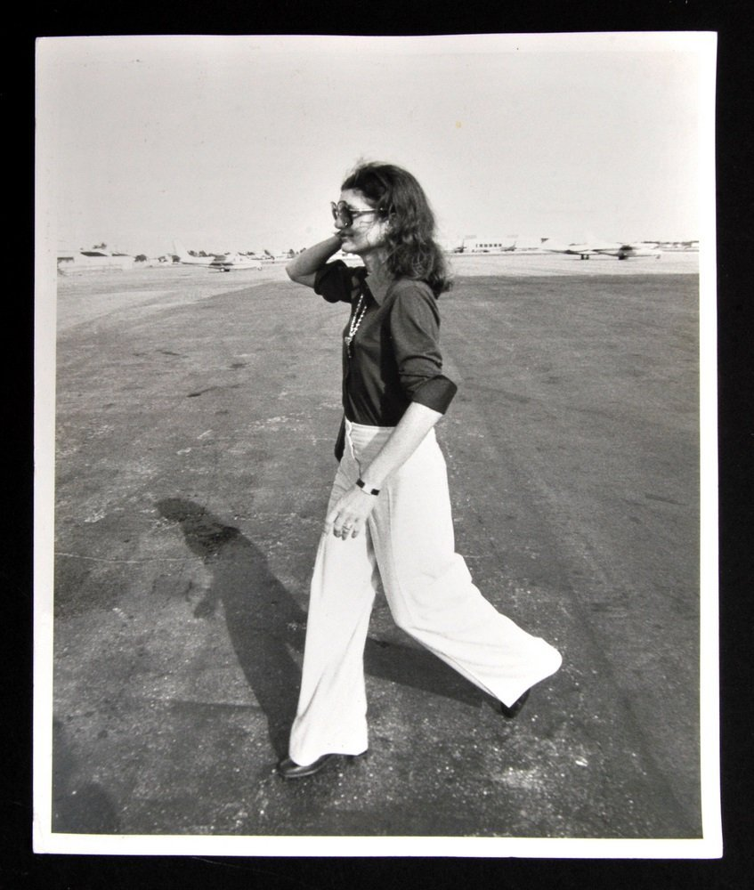 Jacqueline Kennedy Onassis Photographs
