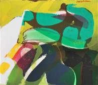 Syd Solomon Painting, Original Work
