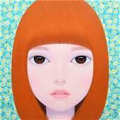 Large Kiseok Kim Painting, Original Work