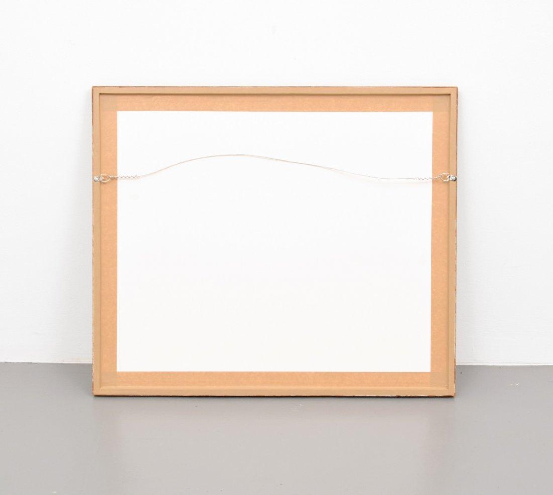 Large Stuart Waltzer Painting, Original Work - 2