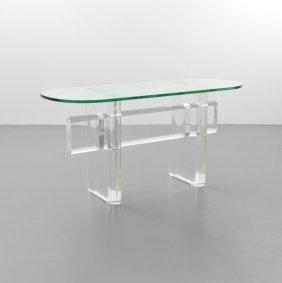 Karl Springer Console/desk