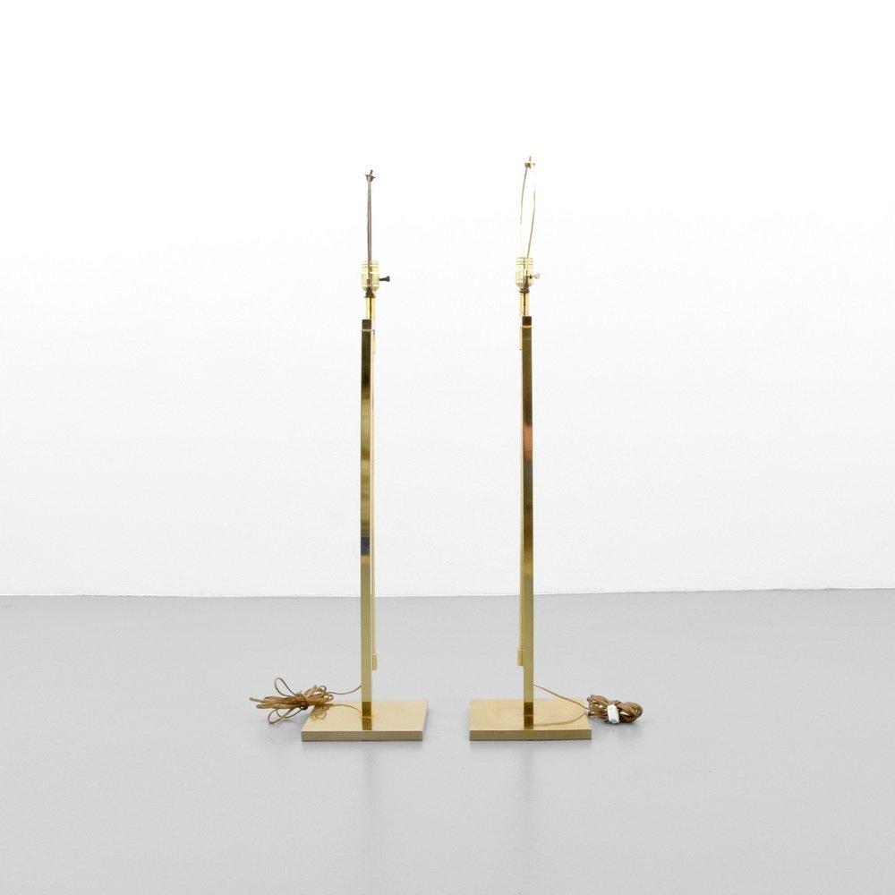 Pair of Laurel Lamp Co.  Floor Lamps - 2