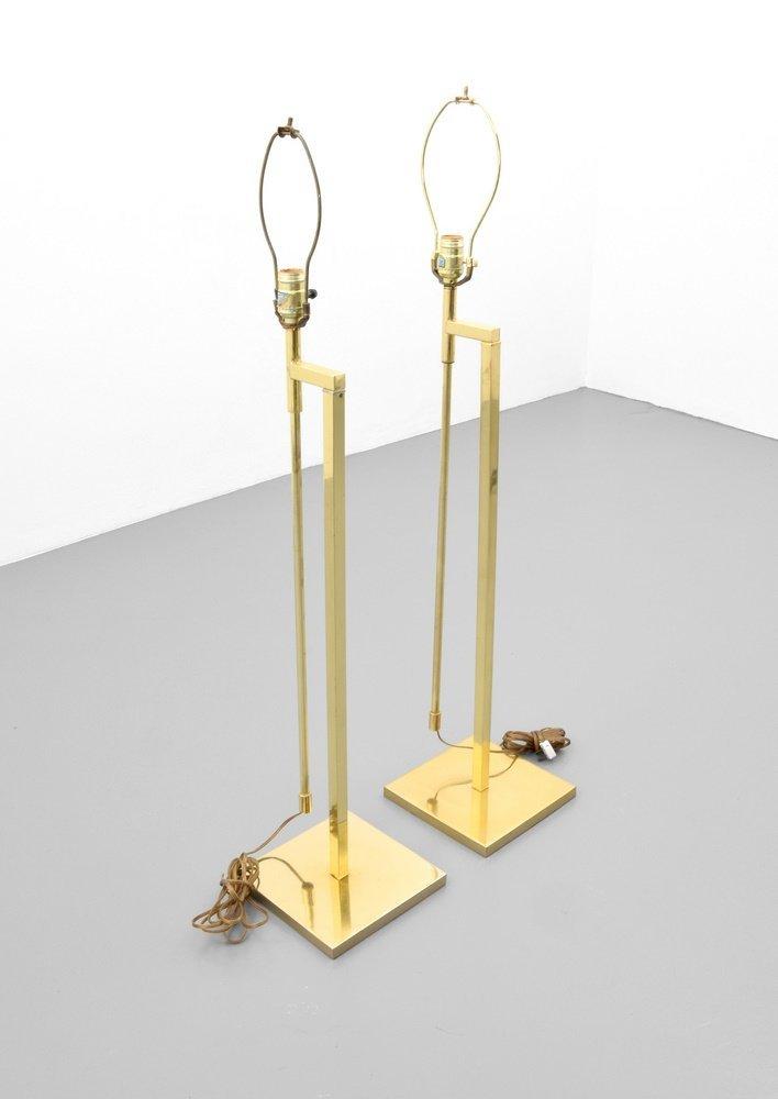 Pair of Laurel Lamp Co.  Floor Lamps - 3