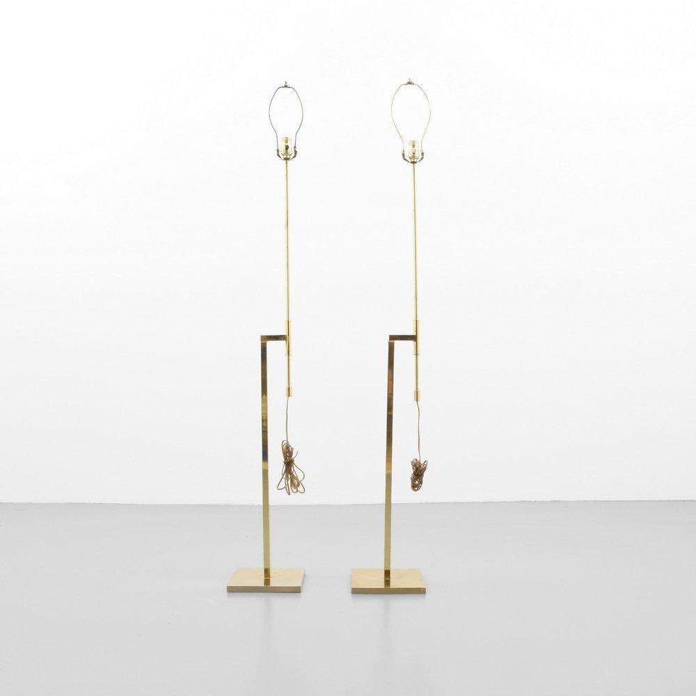 Pair of Laurel Lamp Co.  Floor Lamps - 4