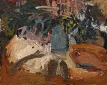 Larry Rivers Painting, Original Work