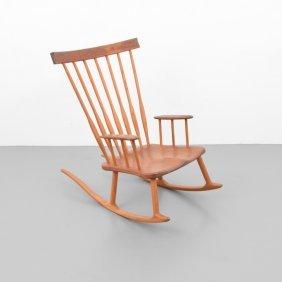 American Craftsman Rocking Chair