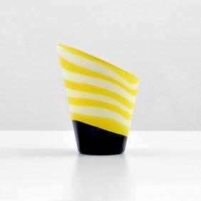 Gianni Versace Asimmetrico Vase