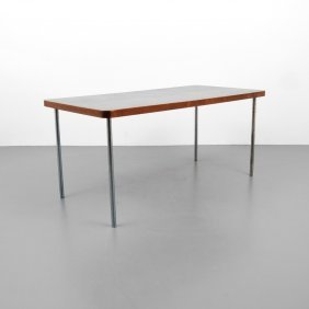 Rare & Early Marcel Breuer Cesca Dining Table