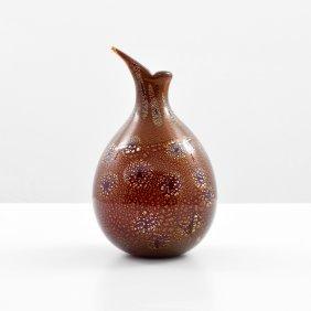Giulio Radi Reazione Polichrome Vase