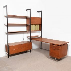 George Nelson & Associates Css Shelving System