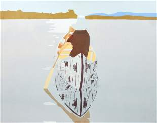 Large Alex Katz Monotype