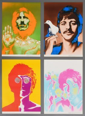 Richard Avedon The Beatles Posters, Limited 1st Edition