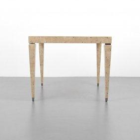 Game Table, Manner Of Karl Springer