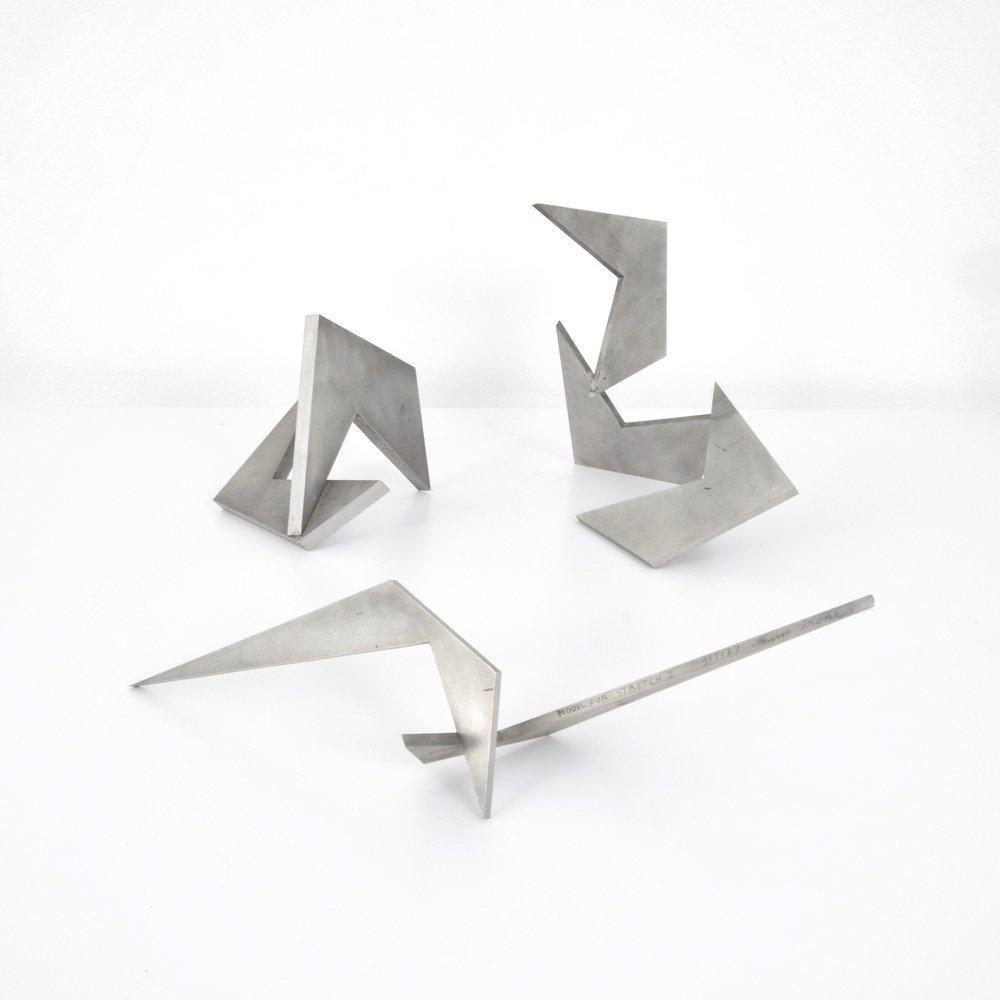 Larry Mohr Sculptures, Set of 3